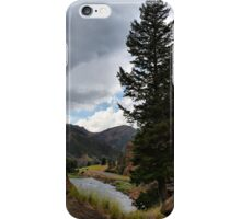 Yellowstone Landscapes iPhone Case/Skin