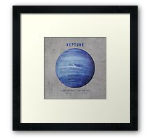 Eighth Planet  Framed Print