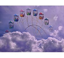 Carnival in the Clouds !! Photographic Print