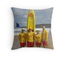 The long and short of it Throw Pillow