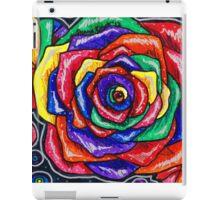 Rainbows and Roses Bold iPad Case/Skin