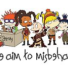 Misbehave by JenSnow