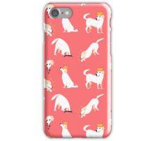 White labrador iPhone Case/Skin
