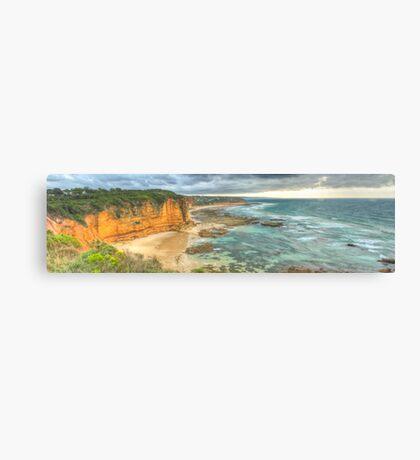 Great Ocean Road: Eagle Rock Canvas Print