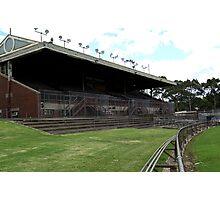 North Melbourne Football Ground,Arden street,NorthMelbourne Photographic Print