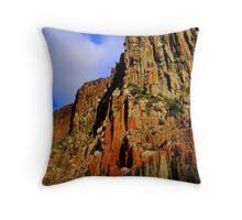 Tasmania Eco Wilderness Cruises  Throw Pillow