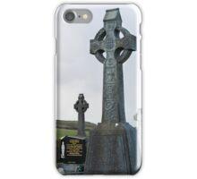 Celtic High Cross iPhone Case/Skin