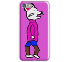 Cheeseman iPhone Case/Skin