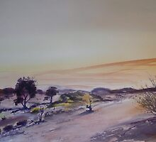 Simpson Dunes by Kay Cunningham