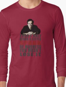 Little spark of madness....don't lose it Long Sleeve T-Shirt
