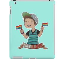 Say Love  iPad Case/Skin