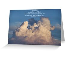 ~ 1 John 4:10 ~ Greeting Card