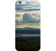 Looking to Inch Island, County Donegal iPhone Case/Skin