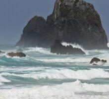 The Stormy Sea Sticker