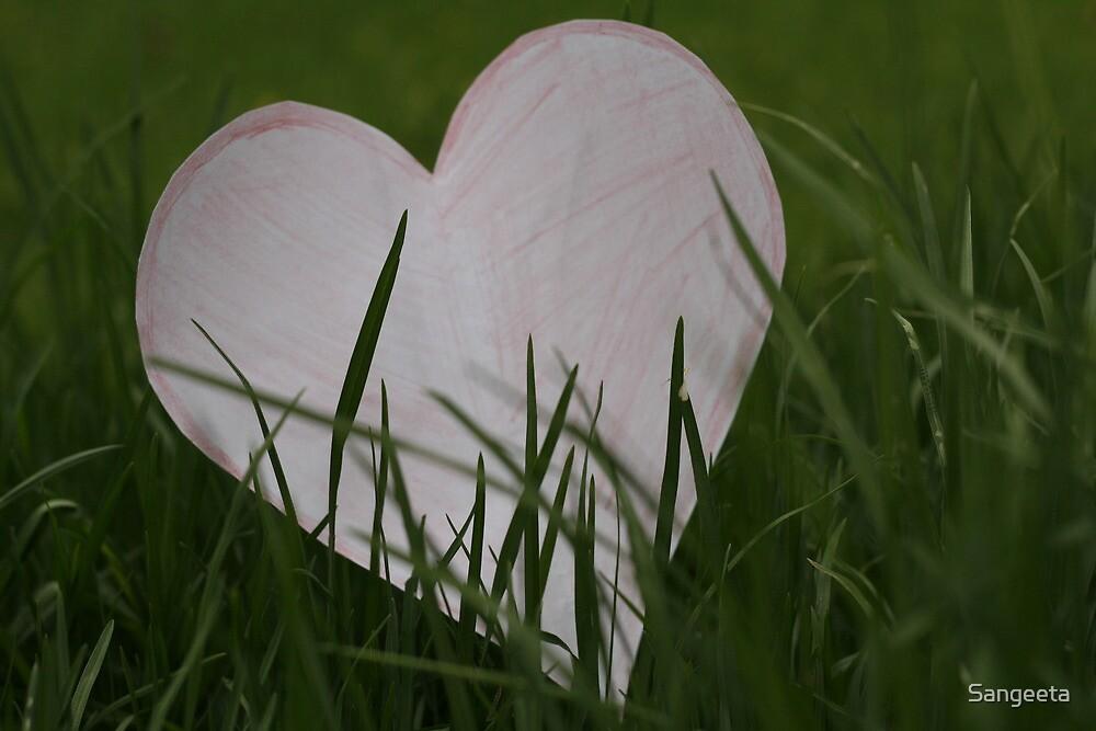 You gotta hide your love away by Sangeeta
