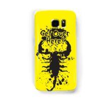 Get Over Here Samsung Galaxy Case/Skin