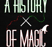 History Of Magic 2 by believeluna