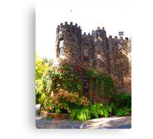Camelot Castle Canvas Print