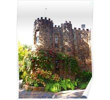 Camelot Castle Poster