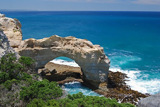 The Arch, Great Ocean Road by bazcelt