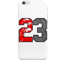 23 Cement iPhone Case/Skin