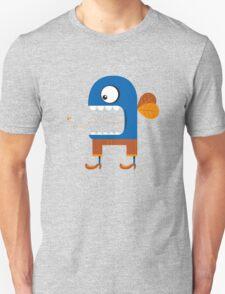 Blue Fly Snack Unisex T-Shirt