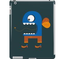 Blue Fly Snack iPad Case/Skin