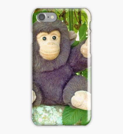 Navigator Monkey iPhone Case/Skin