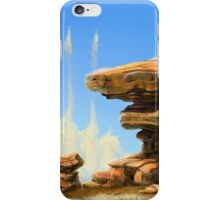 The Valley iPhone Case/Skin
