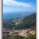 Cruise 2010 Spain   Leaving Mijas by John44