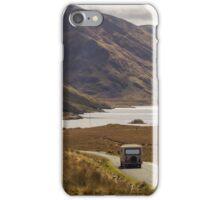 A Drive through Doolough iPhone Case/Skin