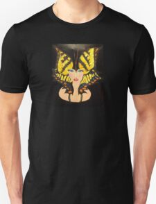 Butterfly Girl Take Me Away!  Unisex T-Shirt
