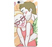 Fluffy Kisses iPhone Case/Skin