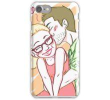 Fluffy Kisses iPhone Case/Skin