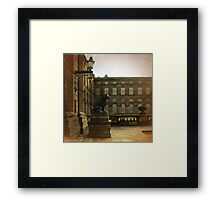No Visitors - Saverne, France Framed Print