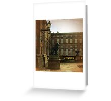 No Visitors - Saverne, France Greeting Card
