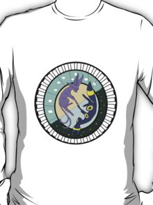Espeon, The Sun and Umbreon, The Moon T-Shirt