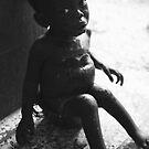 Baby Yaw, Ghana, West Africa by bahrainbbqben