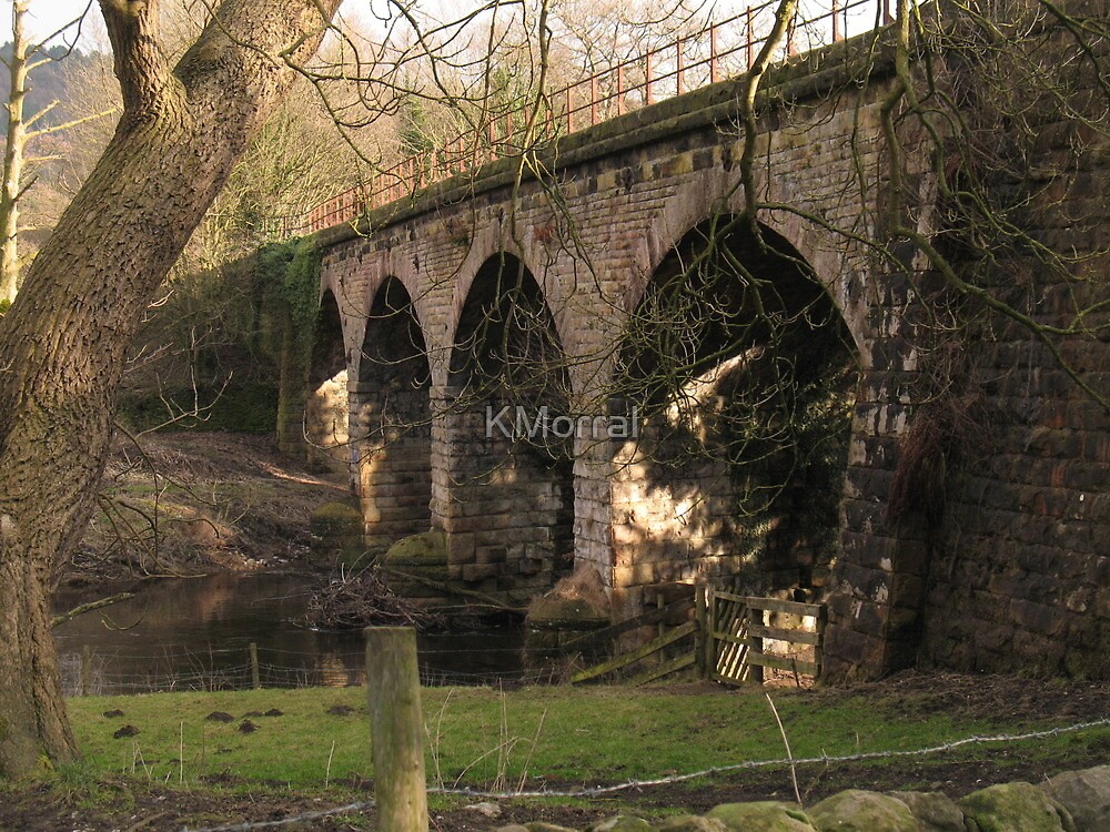 Rowsley Bridge by KMorral