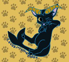 Catpricorn C2 by ColorMyMemory