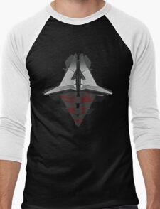 Original Arkham Knight  Men's Baseball ¾ T-Shirt