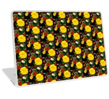 Blossoming Bouquets Laptop Skin