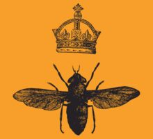 Queen Bee by VisualKontakt Clothing Co.