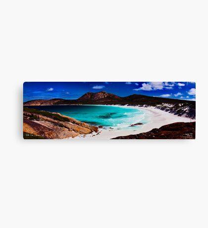 Thistle Cove Canvas Print