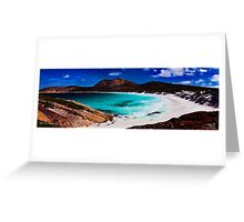 Thistle Cove Greeting Card