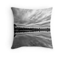 Lake Wagardu, WA Throw Pillow