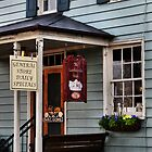 General Store - Lumberville Pa. by djphoto