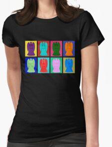 Weeping angels Pop Art Colour T-Shirt
