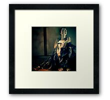 and one for me Framed Print