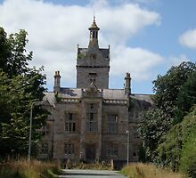 Denbigh Mental Asylum. by Hannah Edwards